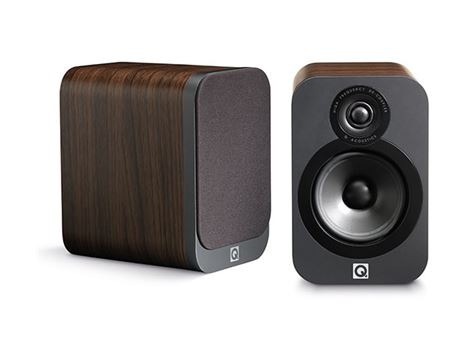 Q ACOUSTICS 3020 Acoustics Bookshelf Speakers