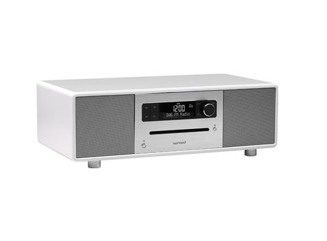 sonoro cd stereo high quality digital radio with cd. Black Bedroom Furniture Sets. Home Design Ideas