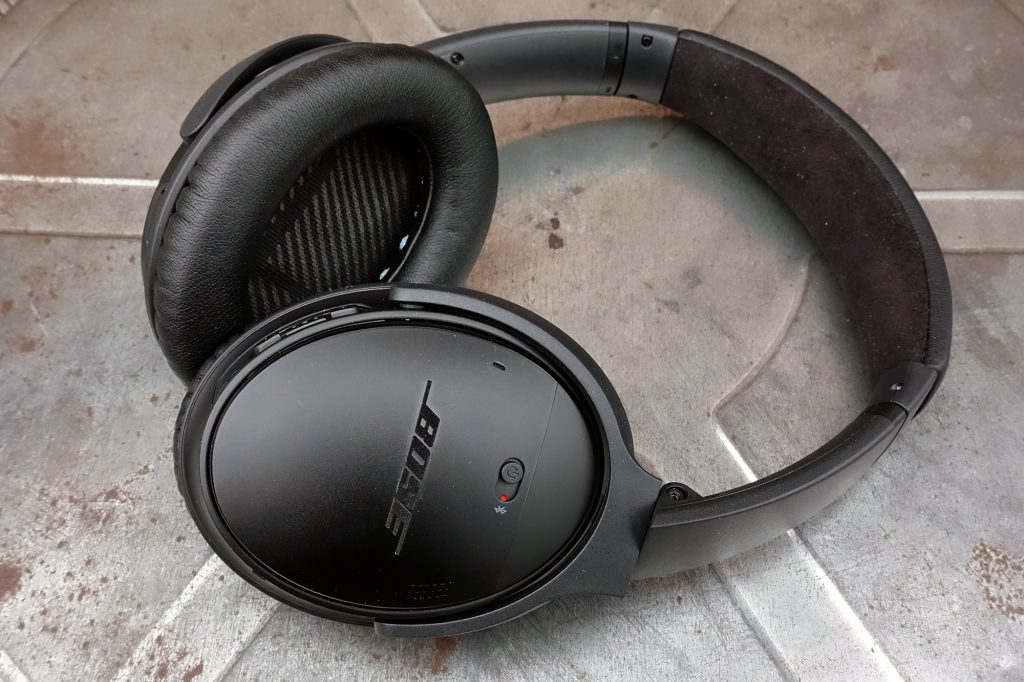Bose Quietcomfort 35 Ii Noise Cancelling Headphones