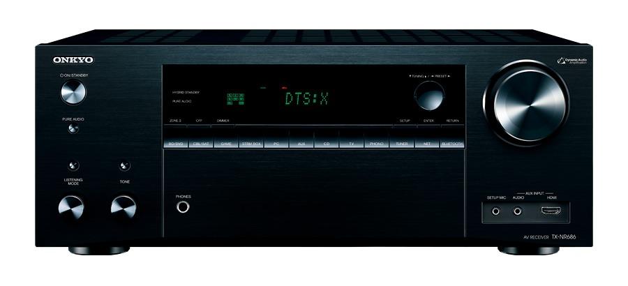 TX-NR 686 - Home Cinema Receiver | ONKYO