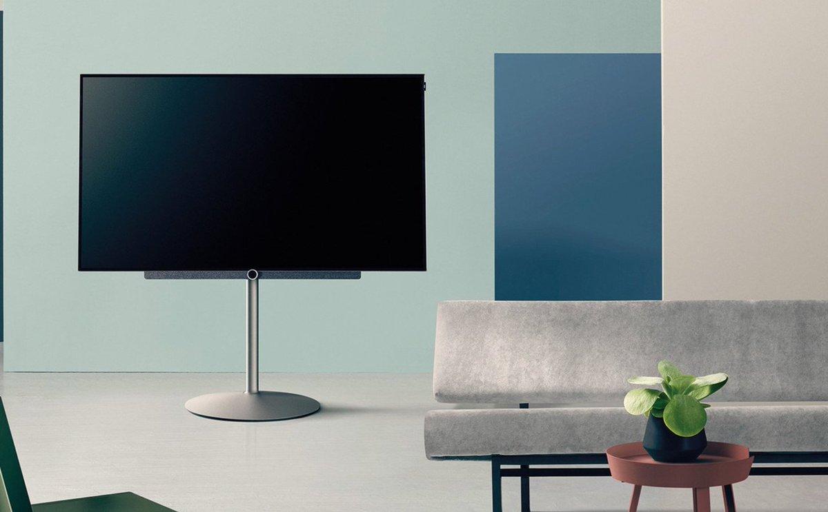 Loewe Bild 3 65 4k Oled Tv Now With Bonus Loewe Bild 1 32