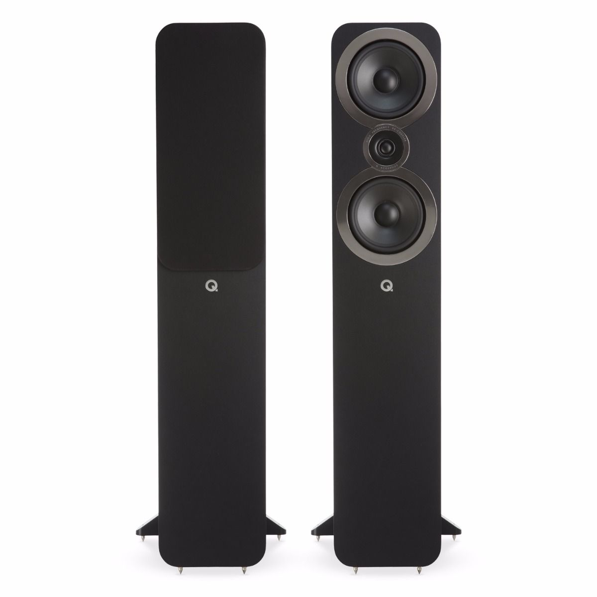 3050i - Floor Stand Speakers | Q Acoustics