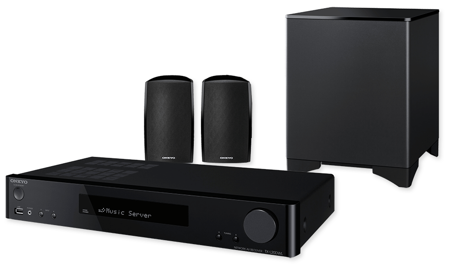 LS5200 - Lifestyle Cinema System BLACK ONLY | ONKYO