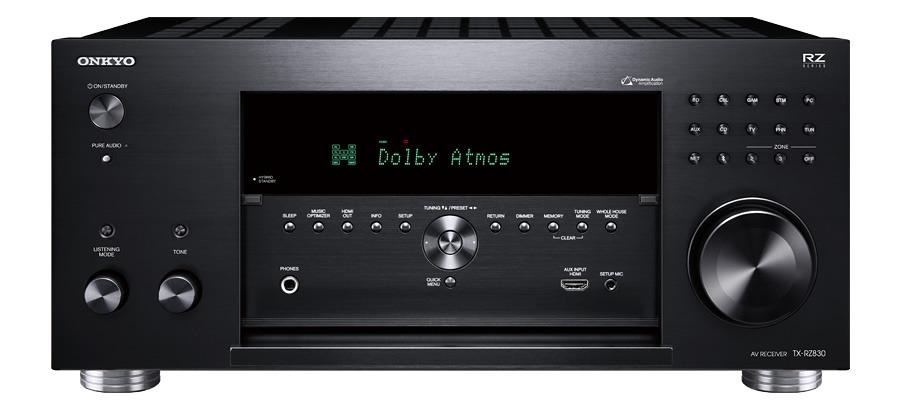 Onkyo Tx Rz830 Thx Cinema Receiver With Sonos Connect