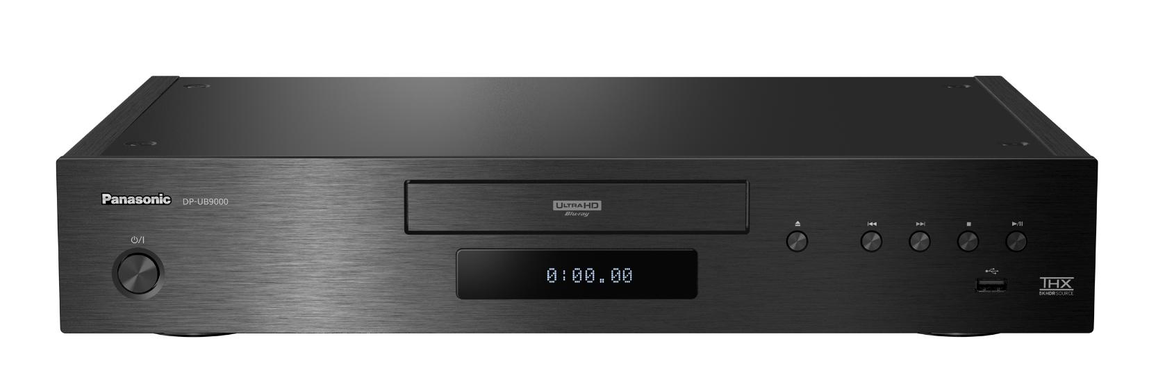 Panasonic Dp Ub9000 4k Uhd Bluray Player In Stock Now Panasonic Rio Sound And Vision