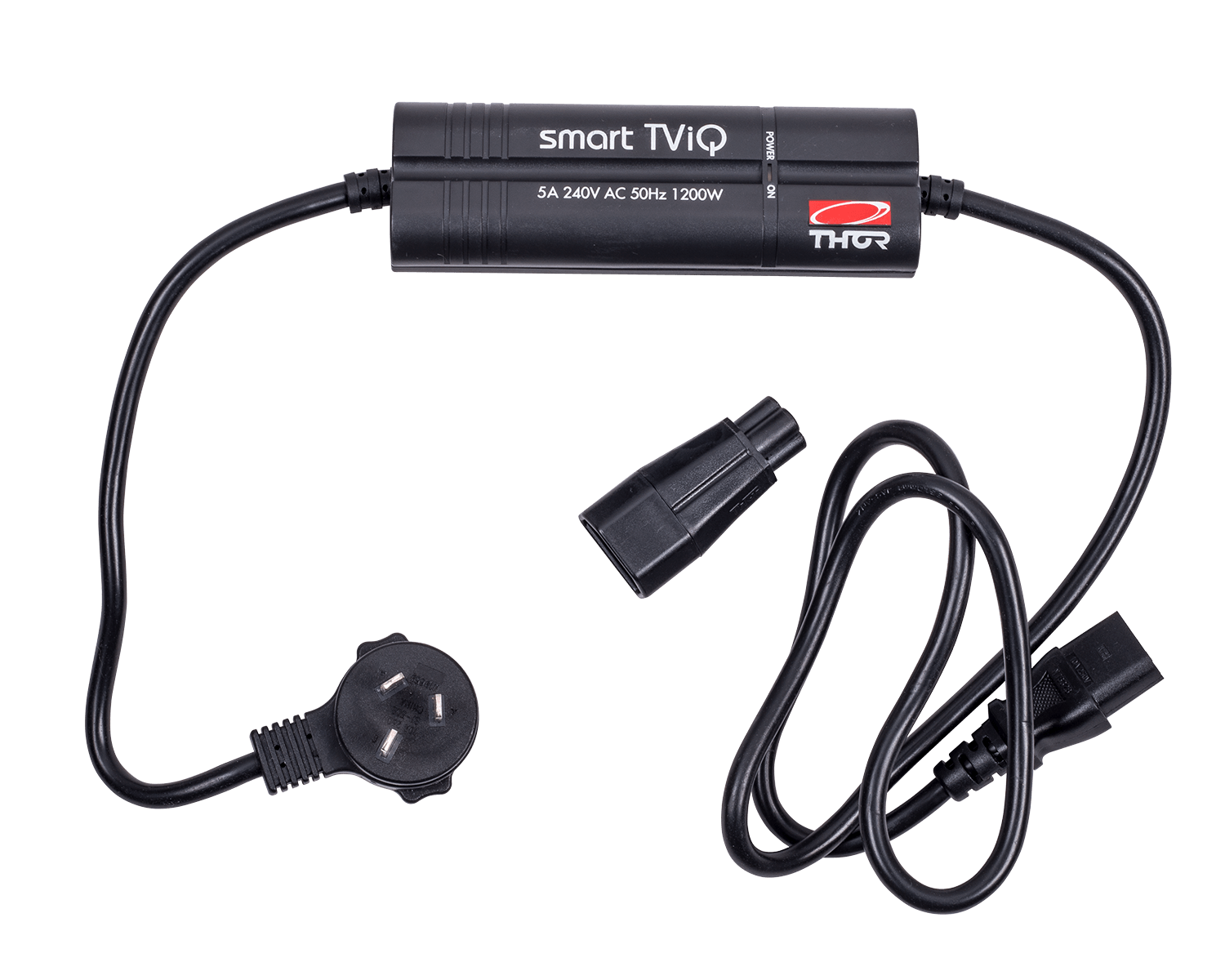 THOR SMART TViQ-IEC IN-LINE POWER FILTER AND PROTECTION | THOR