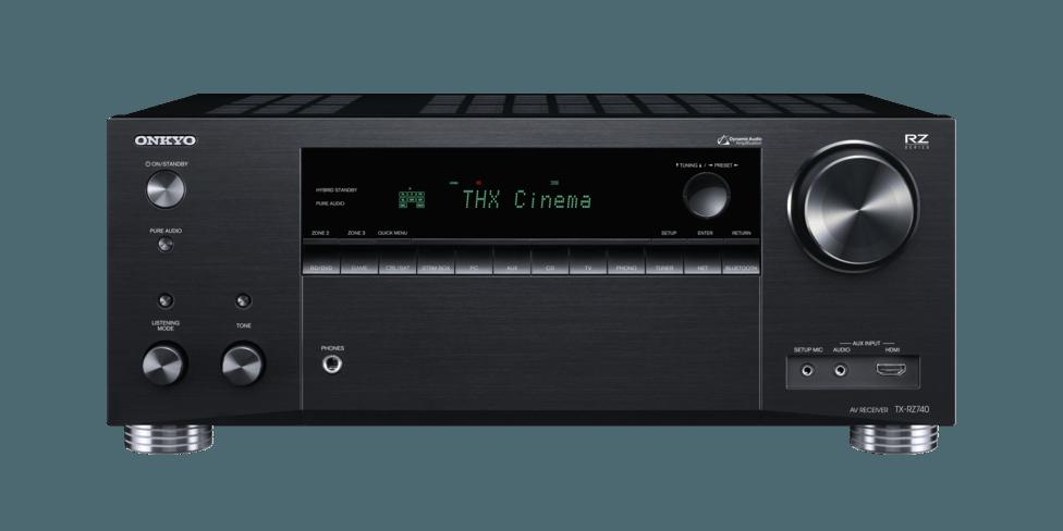 Power Amplifier For Dolby Atmos : onkyo tx rz740 thx dolby atmos dts x surround sound amplifier onkyo rio sound and vision ~ Russianpoet.info Haus und Dekorationen